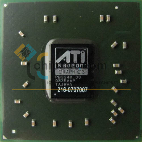 NEW original AMD ATI Radeon BGA IC chipset 216-0707007 Chip