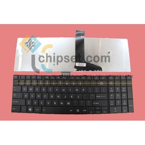 TOSHIBA SATELLITE C50, C55 SERIES LAPTOP KEYBOARD